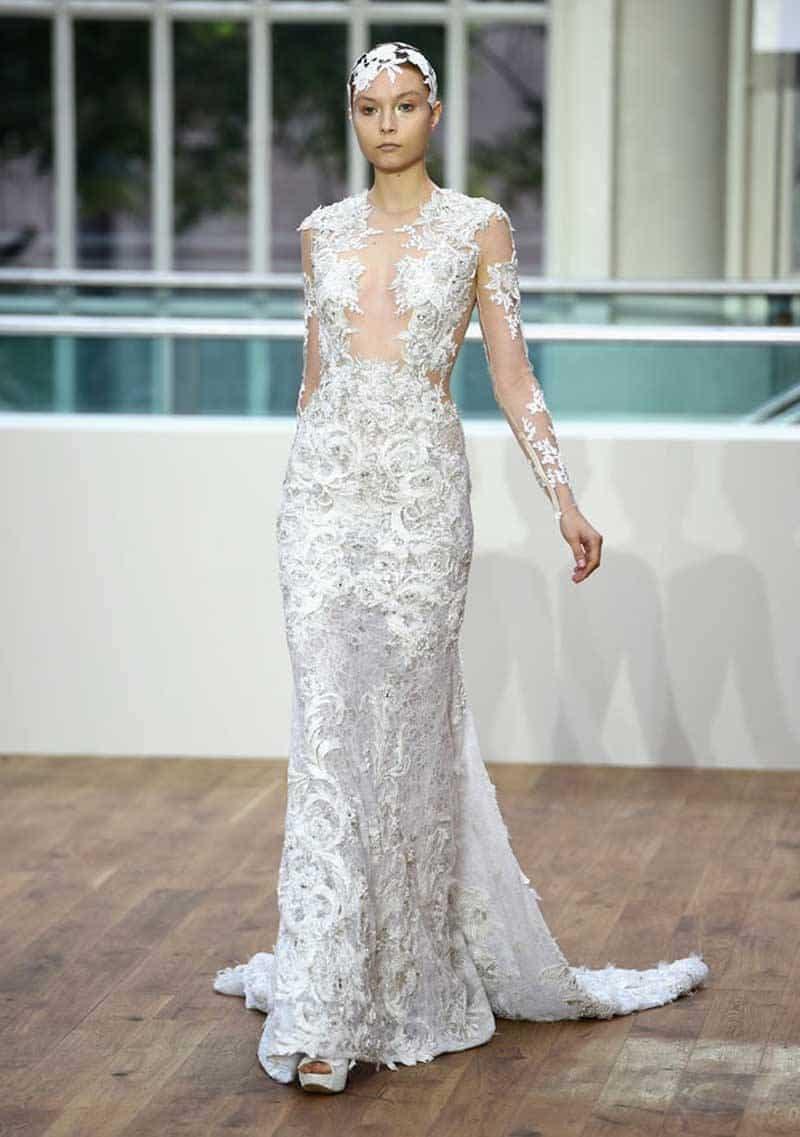 Julien Macdonald Wedding Dress