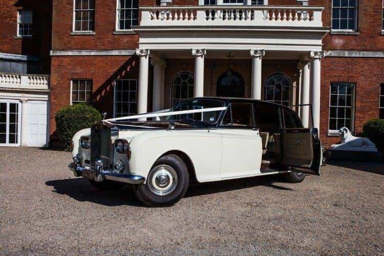Rolls Royce Phantom V Limousine – 1965