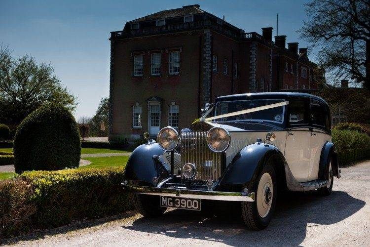Rolls Royce 20/25 Hooper – 1935