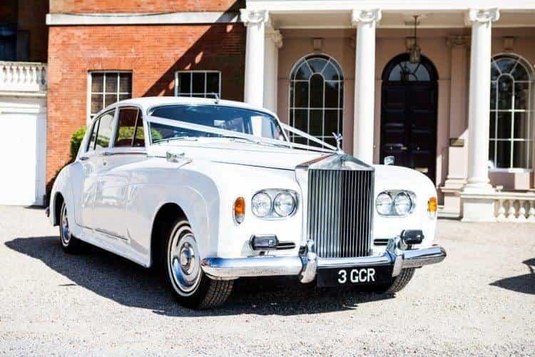 Rolls Royce Silver Cloud III – 1963