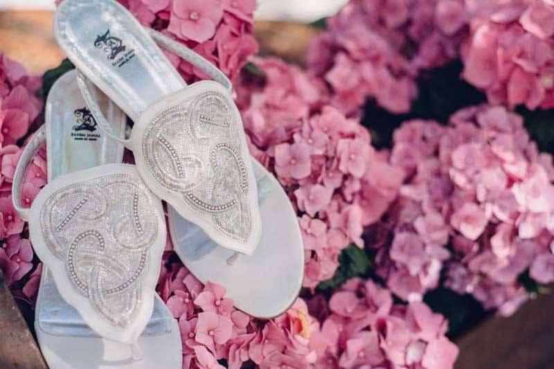 Jodie Kidd Wedding Flowers