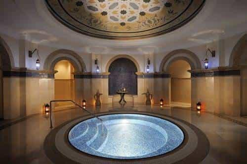 Oriental Hammam Pool