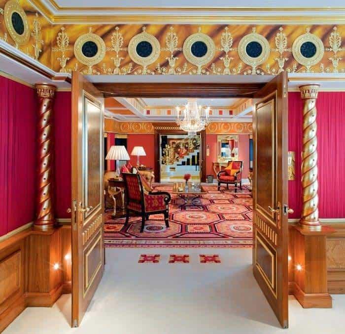 Burj Al Arab Royal Sitting Room