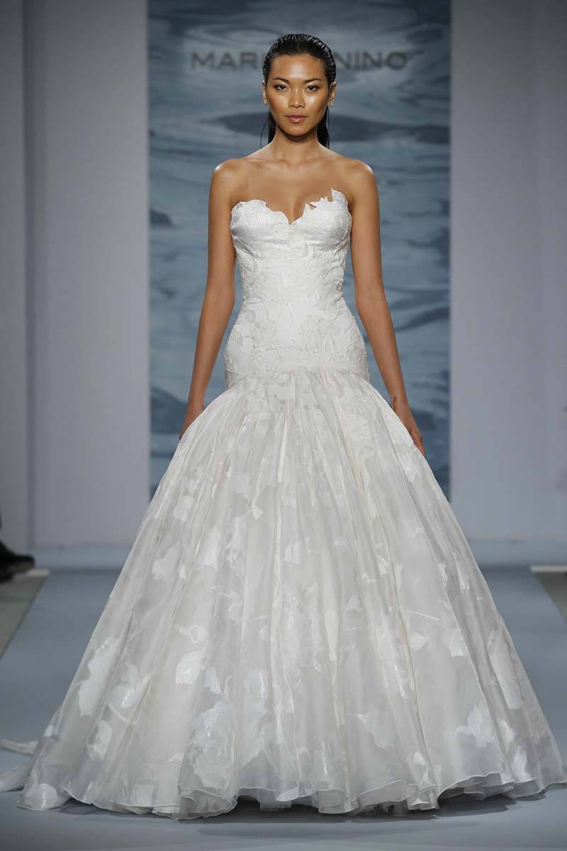 Mark Zunino 2015 Bridal Collection Exclusively For Kleinfeld