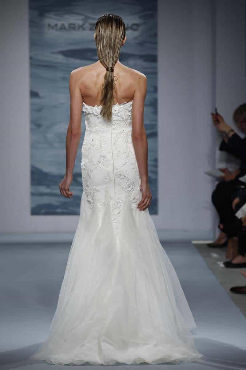 bf4fa1c4a36d6 Mark Zunino Blush Wedding Dress – Fashion dresses