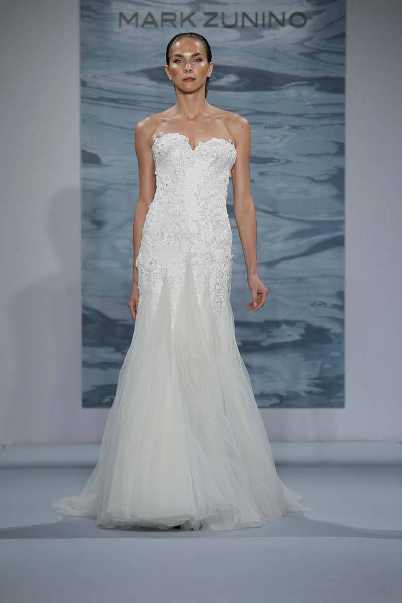 Mark Zunino For Kleinfeld Bridal