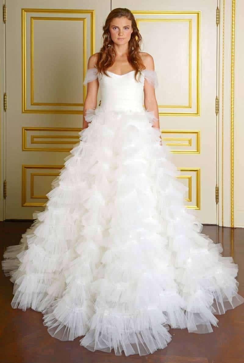 Marchesa Bridal Fall 2015