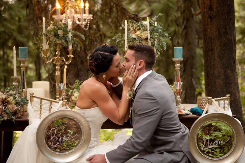 Enchanting Forrest Style Shoot