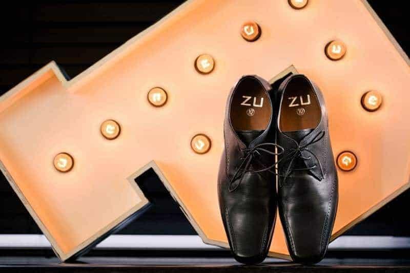 Real Wedding Groom Shoes