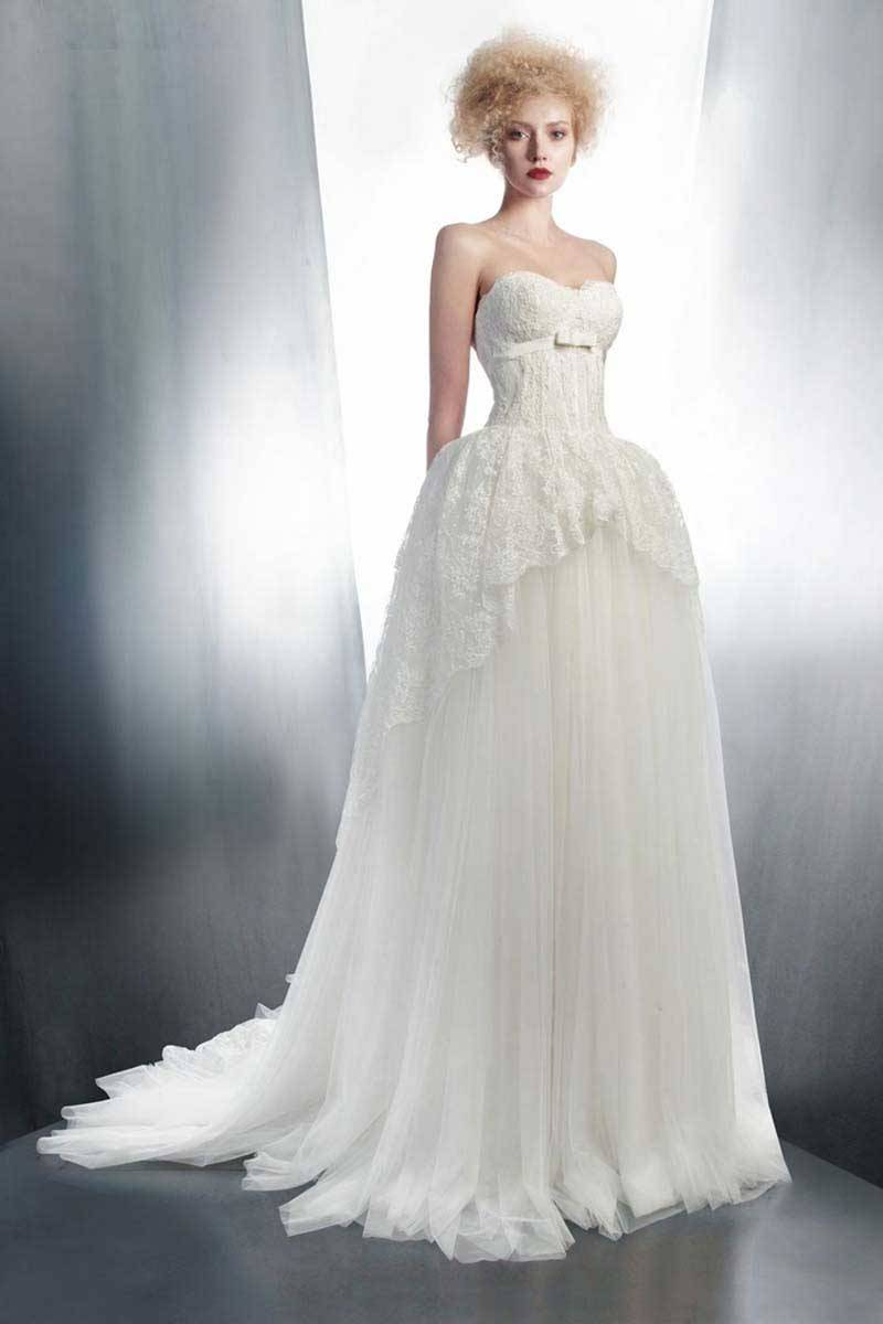 Gemy Maalouf Bridal Collection