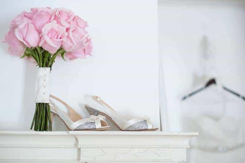 Pink Rose Bouquet