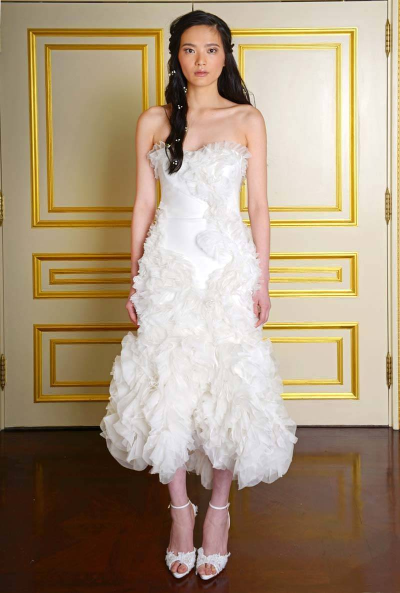 Marchesa Bridal Fall 2015