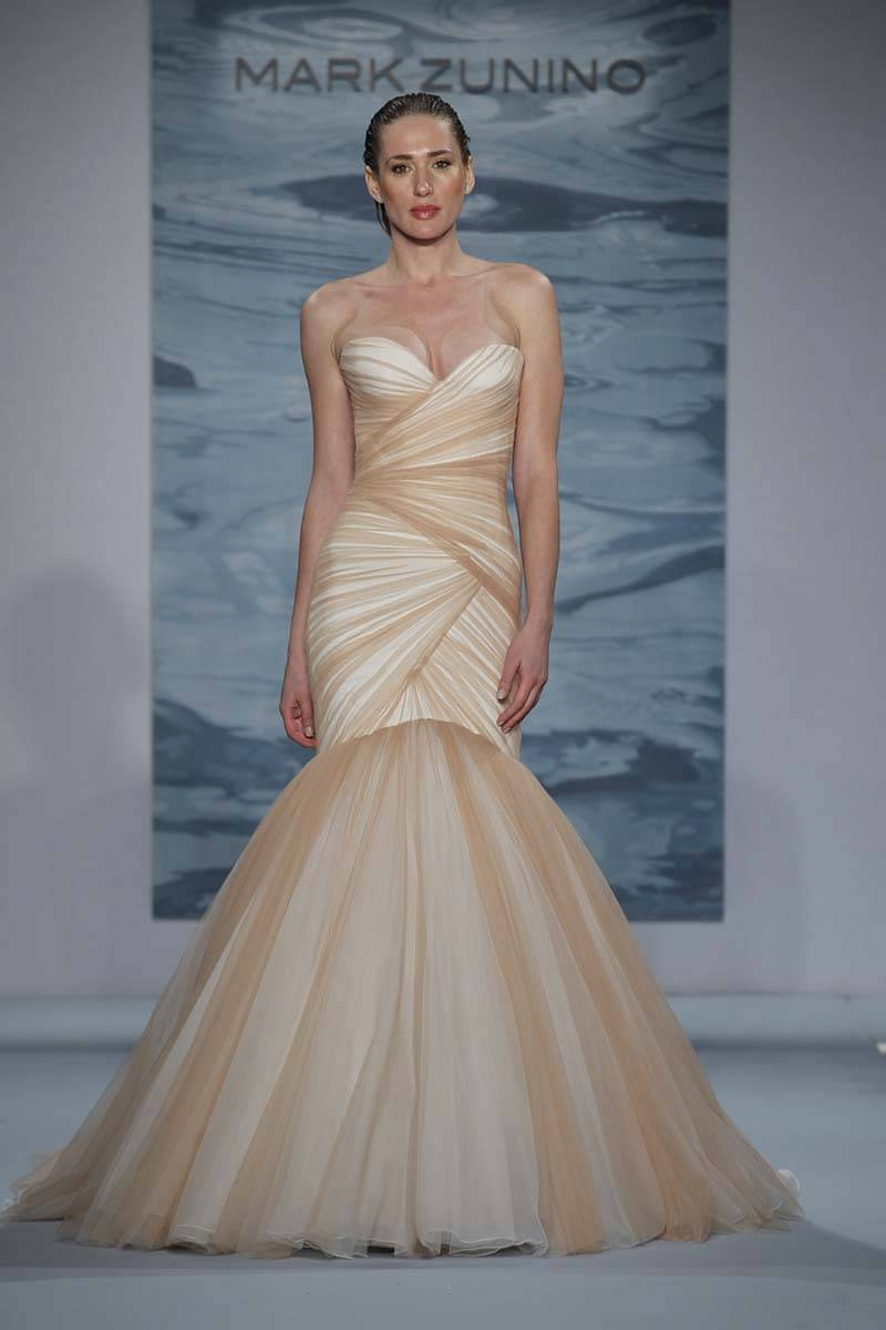 Mark Zunino Bridal Collection 2015