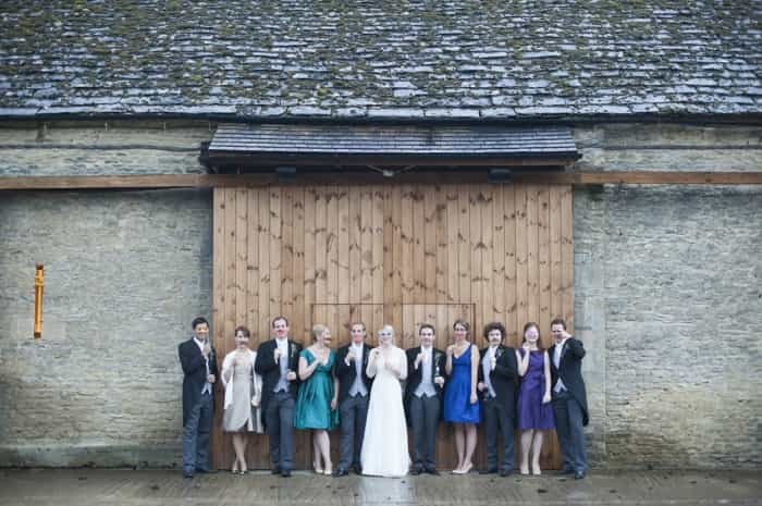 Real Wedding blog