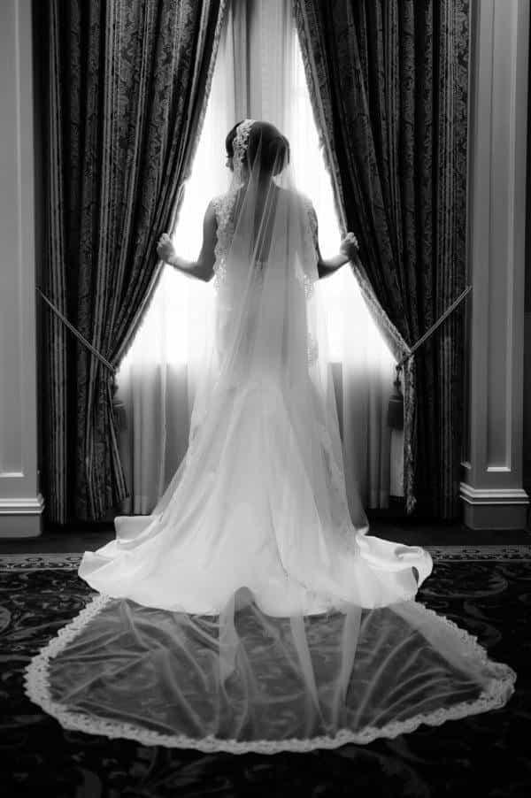 Lace Bridal Gown