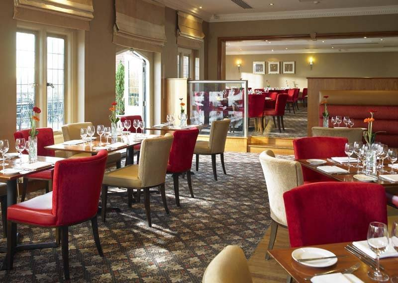 Oakes Grill Restaurant Hanbury Manor