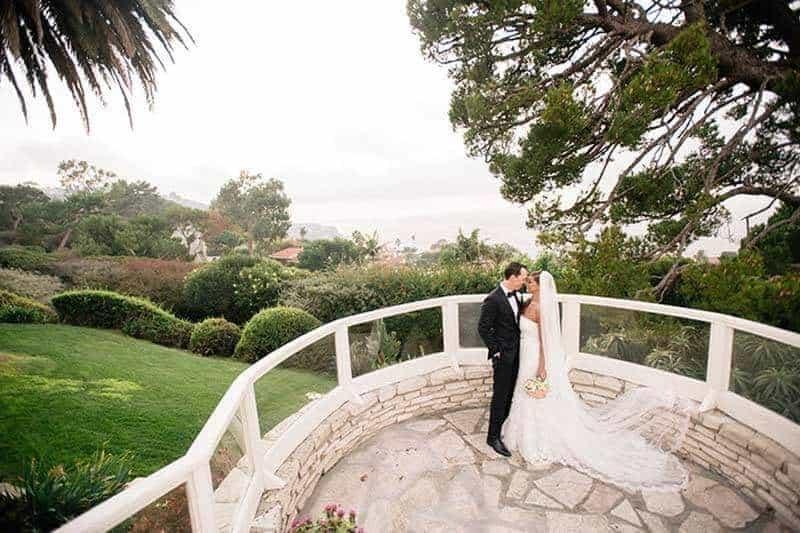 Real Wedding Santa Monica