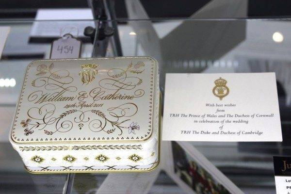 70608d4f 0c6a 40cd a828 5d4c2a97af3c - Slice Of Royal Wedding Cake Goes To Auction