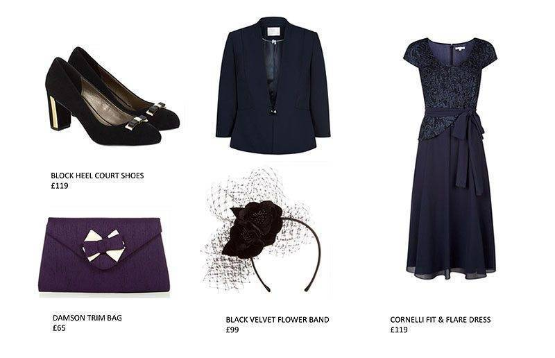 Jacques Vert Wedding Guest Outfit