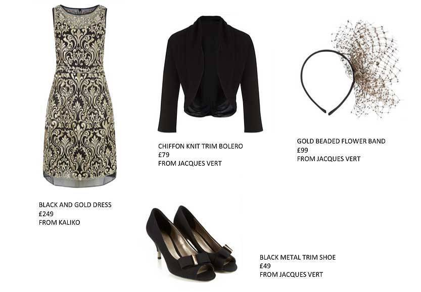 Jacques Vert  Winter Wedding Guest Outfit