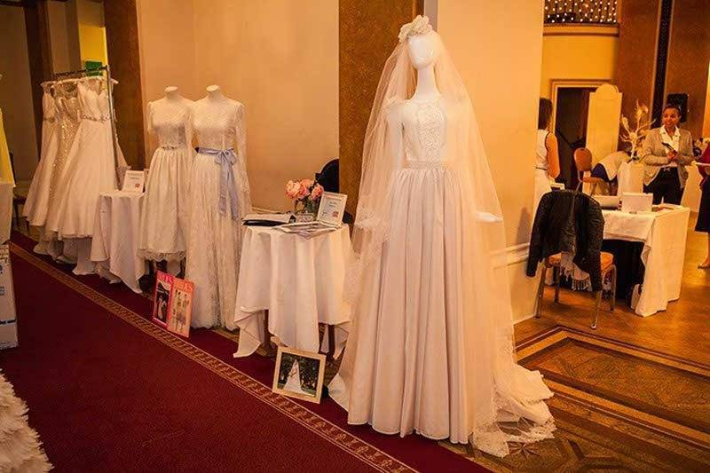 National Wedding Show Press Evening