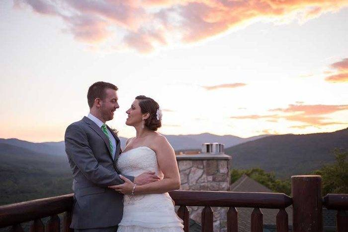 Real Wedding Maine