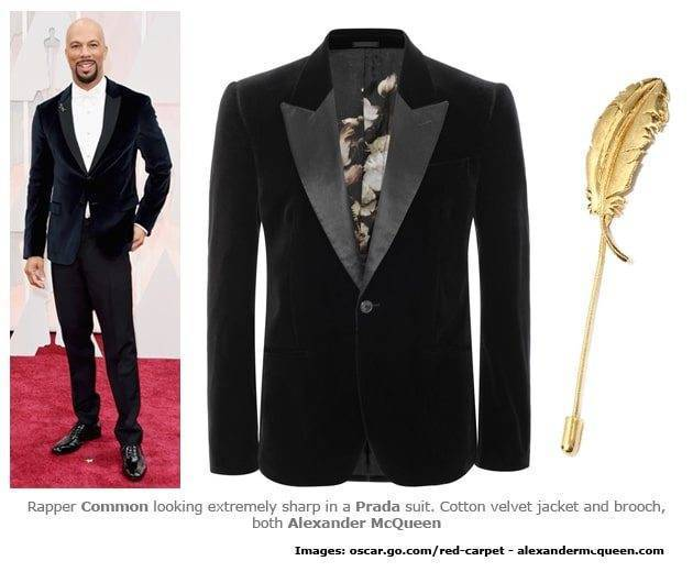 Common in Prada