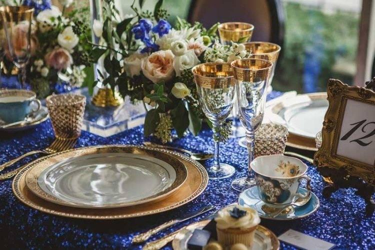 Vintage Style Wedding Inspiration