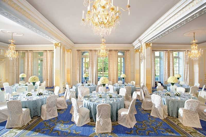 The Mandarin Oriental London - Ball room