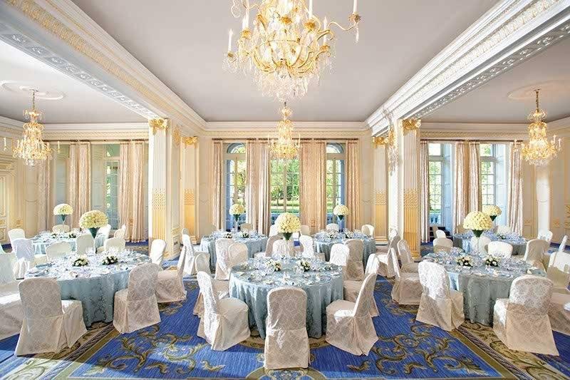 The Mandarin Oriental London - Ball room