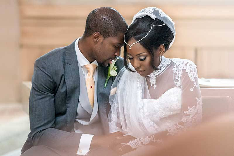Nigerian Wedding Peak District