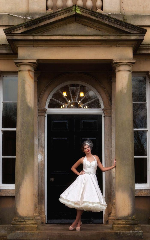 Qiana bridal Kitty Wedding Gown