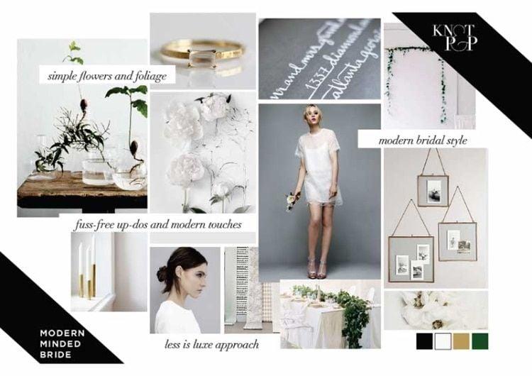 Modern Wedding Inspiration
