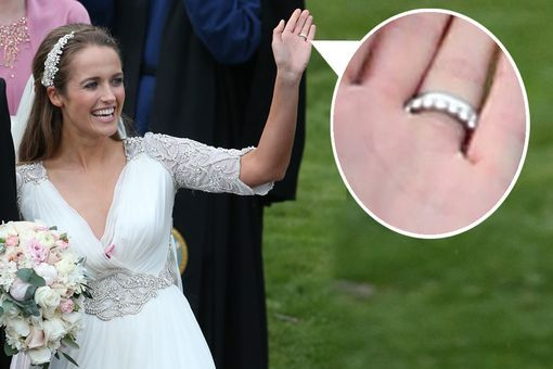 Kim Sears Wedding Ring