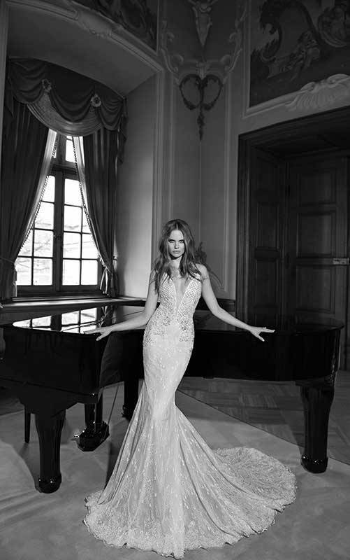 Berta Bridal 2015 Fall Collection