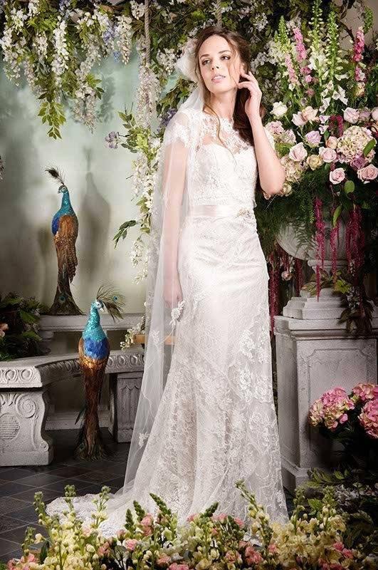 Terry Fox Wedding Gown
