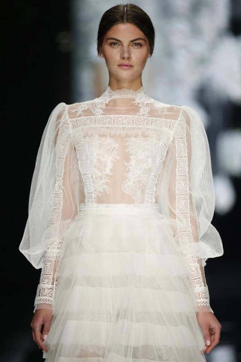 Yolan Cris Barcelona Bridal Week