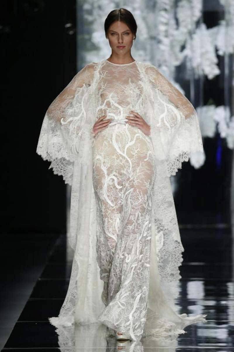 Yolan Cris Barcelona Bridal Week