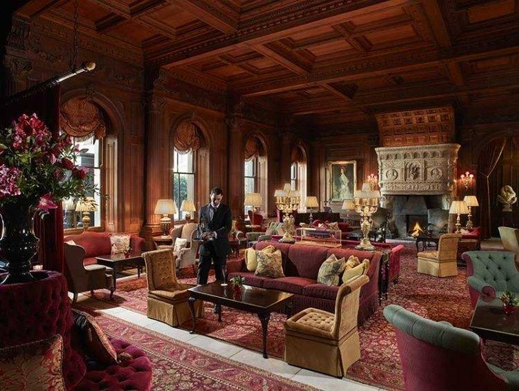 The Great Hall, image courtesy of Cliveden House