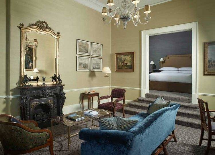 The Munning Suite, photograph courtesy of Cliveden House