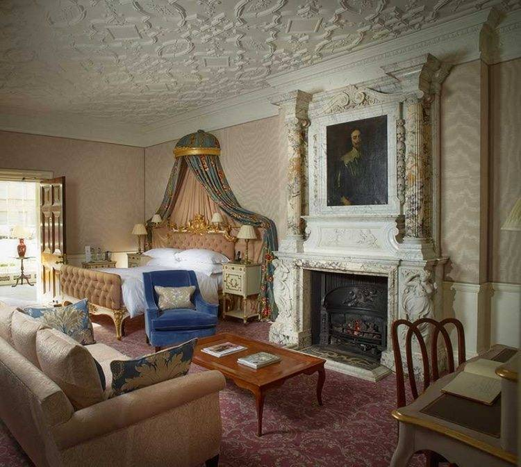 The Sutherland Suite, photograph courtesy of Cliveden House