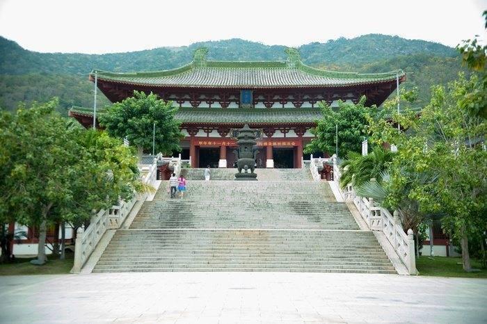 Nanshan Culture Tourism Zone