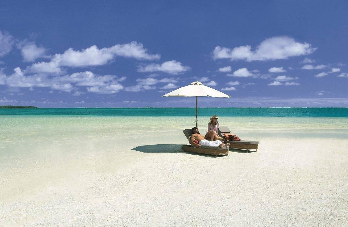 Tropical Island Beach Ambience Sound: Tropical Island Of Mauritius