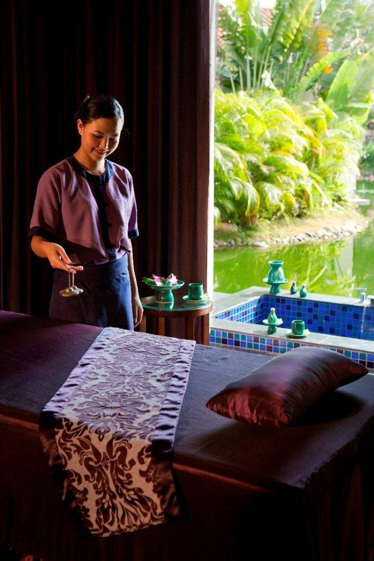 Banyan Tree Sanya - Treatment-Villa