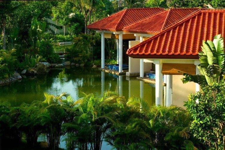 Banyan Tree Sanya - Treatment Villa