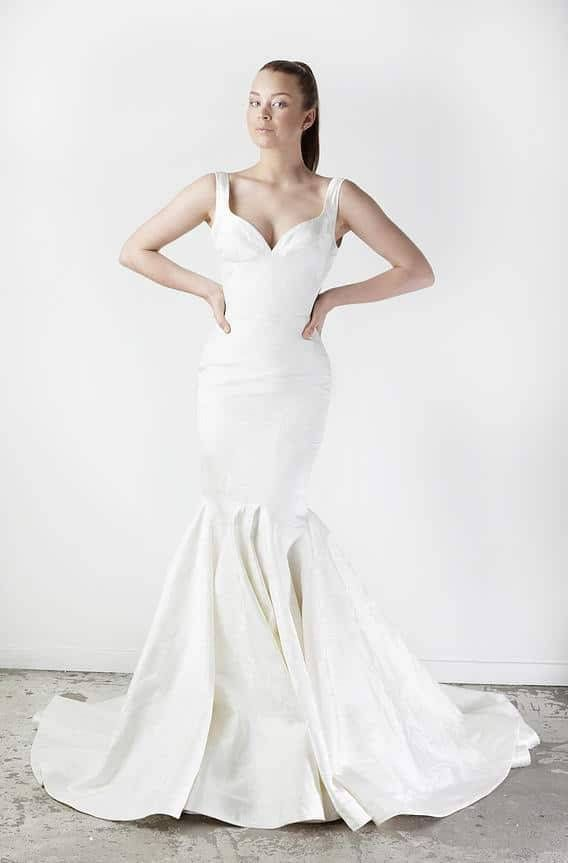 Leah da Gloria 2015 Bridal Collection
