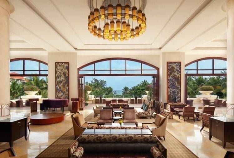 Sheraton Haikou Resort - Seaview Lounge