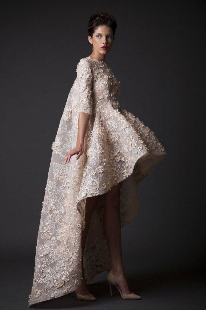 Krikor Jabotian Bridal 2015 Collection