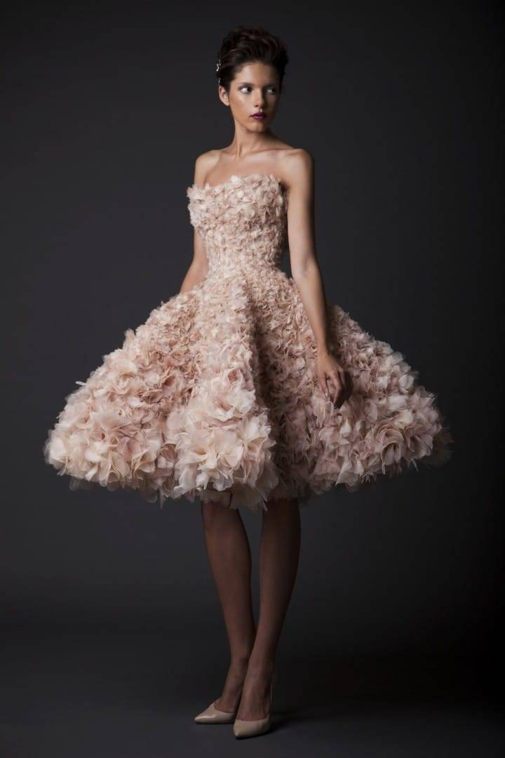 Krikor Jabotian Bridal 2015 Collection