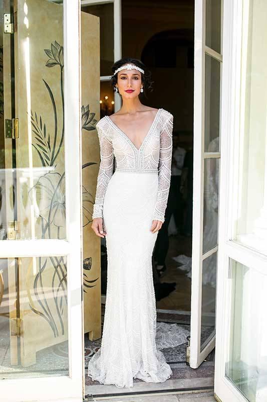 Berta Bridal 2015 Bridal Collection